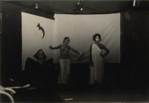Venus In Furs Faces May 1983.